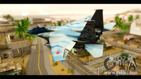 F-15E 303rd TFS Fighting Dragons for GTA San Andreas left view