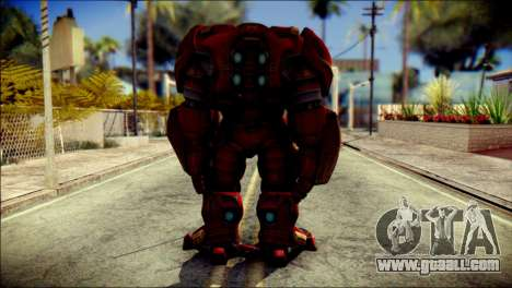 Hulkbuster Iron Man v1 for GTA San Andreas second screenshot
