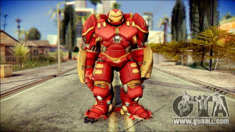 Hulkbuster Iron Man v1 for GTA San Andreas
