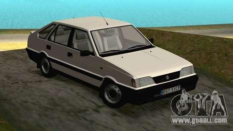 Daewoo FSO Polonez Caro Plus ABC 1999 for GTA San Andreas back view