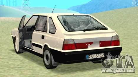Daewoo FSO Polonez Caro Plus ABC 1999 for GTA San Andreas wheels