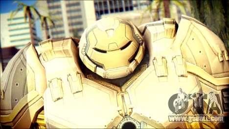 Hulkbuster Iron Man v2 for GTA San Andreas third screenshot