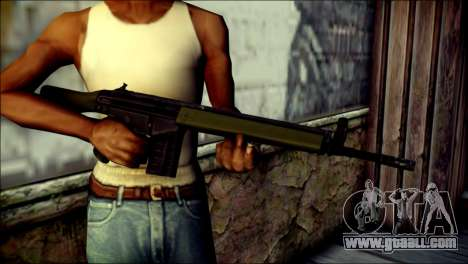 HK G3 Normal for GTA San Andreas third screenshot
