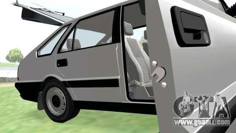 Daewoo FSO Polonez Caro Plus ABC 1999 for GTA San Andreas upper view