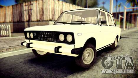 VAZ 2106 Stoke for GTA San Andreas
