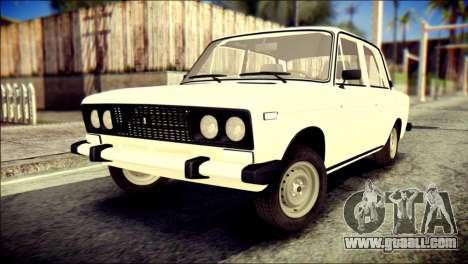 VAZ 2106 Stoke for GTA San Andreas