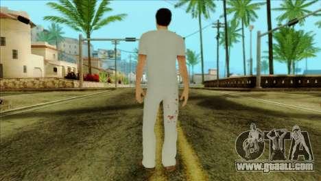 ER Alex Shepherd Skin for GTA San Andreas second screenshot