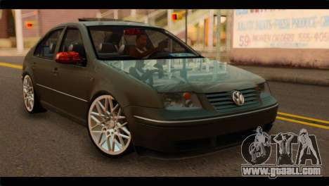 Volkswagen Bora 2007 for GTA San Andreas