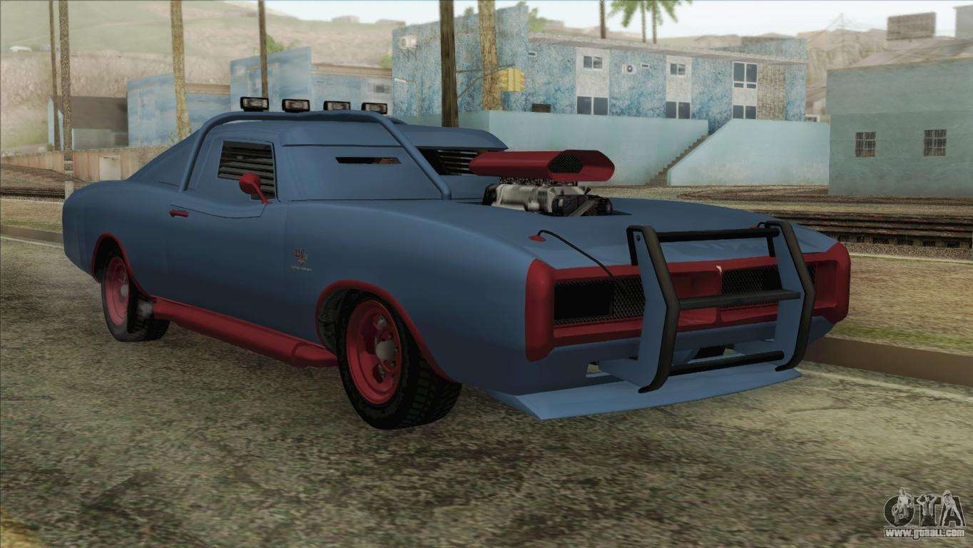 GTA 5 Imponte Dukes ODeath IVF For San Andreas Left View