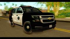 Chevrolet Suburban 2015 SAPD for GTA San Andreas
