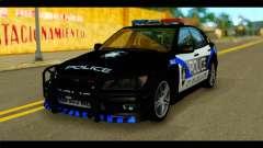 Toyota Altezza Police