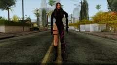 Jessica Sherawat from Resident Evil Revelations