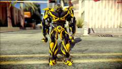 Bumblebee Skin from Transformers for GTA San Andreas