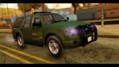 Ford Expedition 2009 SANG for GTA San Andreas