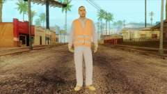 Takedown Redsabre NPC Shipworker v2 for GTA San Andreas