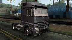 Mercedes-Benz Actros MP4 Euro 6 IVF for GTA San Andreas
