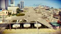 FA-18D Hornet Blue Angels for GTA San Andreas