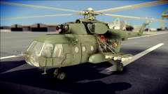 Mil Mi-8 Polish Air Force Afganistan