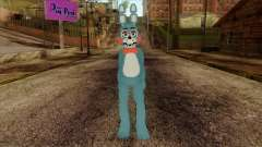 Toy Bonnie from Five Nights at Freddy 2 for GTA San Andreas