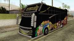 Bus Thailand for GTA San Andreas