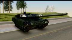 Leopard 2A6 Woodland for GTA San Andreas