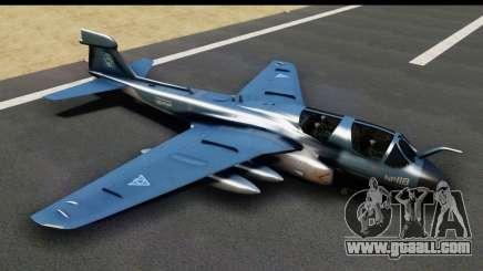 Northrop Grumman EA-6B ISAF for GTA San Andreas