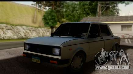 Fiat 128 for GTA San Andreas