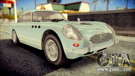 GTA 5 Dewbauchee JB 700 IVF for GTA San Andreas