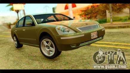 GTA 4 Pinnacle for GTA San Andreas
