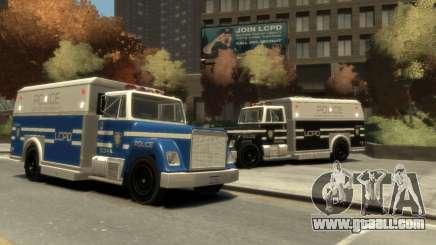 GTA 3 Enforcer HD for GTA 4