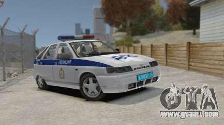 VAZ 2112 DPS for GTA 4