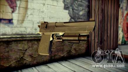 Rumble 6 Desert Eagle for GTA San Andreas