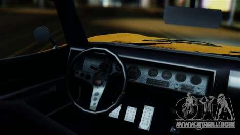 GTA 5 Imponte Dukes for GTA San Andreas right view