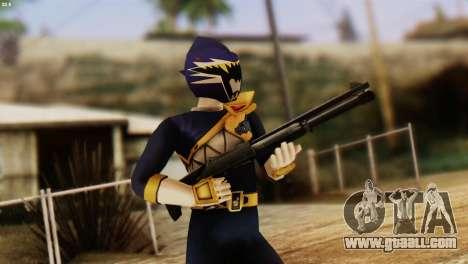 Power Rangers Skin 4 for GTA San Andreas third screenshot