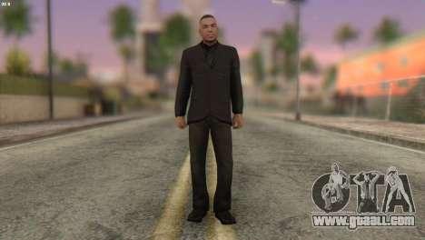 Luis Lopez Skin v2 for GTA San Andreas