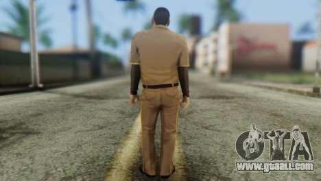 Post OP Skin from GTA 5 for GTA San Andreas second screenshot