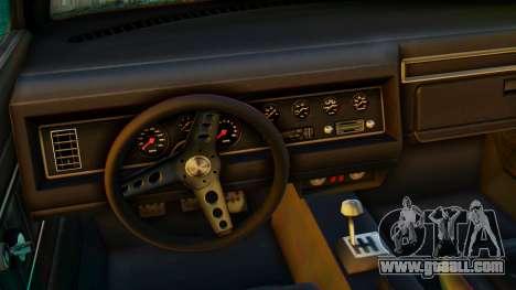 GTA 5 Vapid Dominator Pisswasser SA Lights for GTA San Andreas right view
