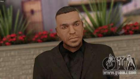 Luis Lopez Skin v2 for GTA San Andreas third screenshot
