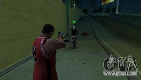 GTA 5 Kill Flash Effect for GTA San Andreas third screenshot