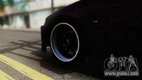 Honda Civic EG6 Kotomi Clannad Itasha for GTA San Andreas back left view