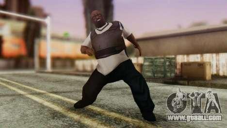 Big Smoke Skin 2 for GTA San Andreas third screenshot
