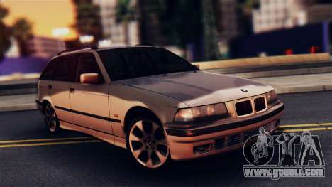 BMW 316i Touring for GTA San Andreas