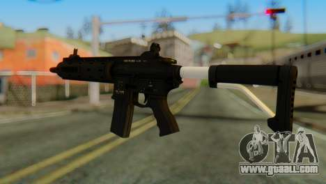 Carbine Rifle from GTA 5 v1 for GTA San Andreas second screenshot