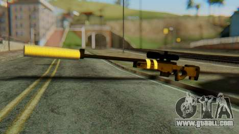 L96 Bandage Silencer for GTA San Andreas
