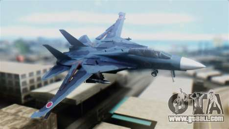 F-14J Super Tomcat JASDF for GTA San Andreas