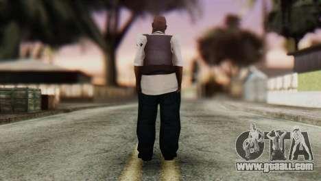 Big Smoke Skin 2 for GTA San Andreas second screenshot