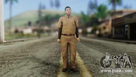 Post OP Skin from GTA 5 for GTA San Andreas