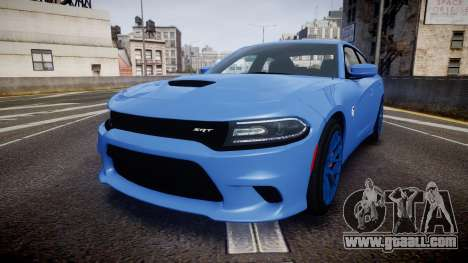 Dodge Charger SRT 2015 Hellcat for GTA 4
