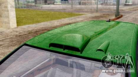 Volkswagen Golf Mk5 GTi Tunable PJ for GTA San Andreas wheels