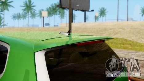 Volkswagen Golf Mk5 GTi Tunable PJ for GTA San Andreas
